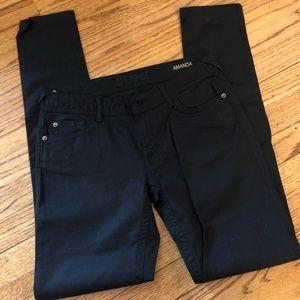 """DL1961 Black """"Amanda"""" Jeans Sz 29"""